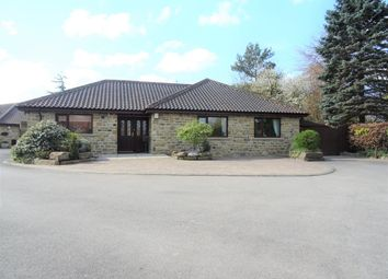 Thumbnail 4 bed bungalow for sale in Garforth Close, Altofts, Normanton
