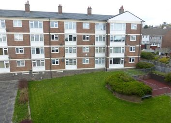 Thumbnail 1 bed flat to rent in Ipswich Close, Plymouth