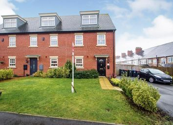 Thumbnail 3 bed end terrace house for sale in Windmill Close, Sutton-In-Ashfield, Nottinghamshire, Notts