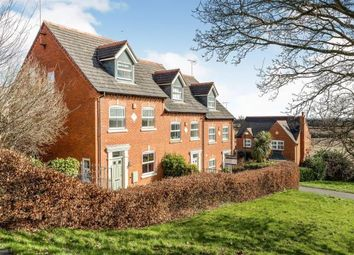 Thumbnail 3 bed terraced house for sale in Charingworth Drive, Hatton Park, Warwick, Warwickshire