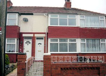 Thumbnail 2 bed terraced house for sale in Willowbank Avenue, Blackpool