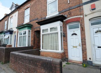 Thumbnail 4 bedroom terraced house to rent in Gleave Road, Selly Oak, Birmingham
