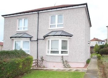Thumbnail 2 bed semi-detached house for sale in Carntynehall Road, Carntyne, Glasgow