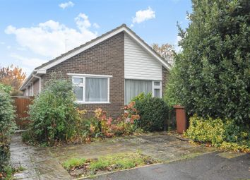 Thumbnail 3 bed detached bungalow for sale in Wallner Crescent, Bognor Regis