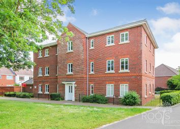 Thumbnail 2 bedroom flat for sale in Rotary Way, Thatcham