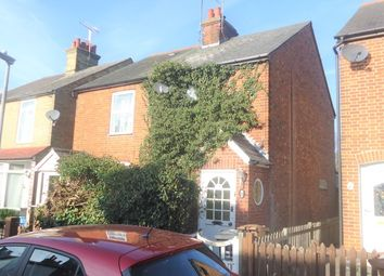 Thumbnail 2 bed semi-detached house for sale in 25 Haycroft Road, Stevenage, Hertfordshire