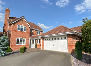 4 bed detached house for sale in Portico Road, Littleover, Derby DE23
