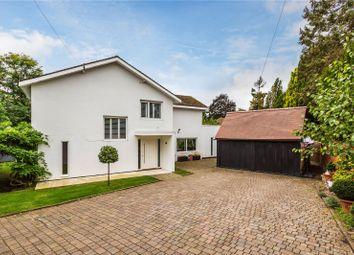 Thumbnail 4 bed detached house for sale in Duncroft Close, Reigate, Surrey