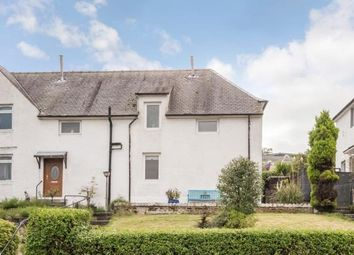 Thumbnail 2 bed end terrace house for sale in Grenville Road, Gourock, Inverclyde
