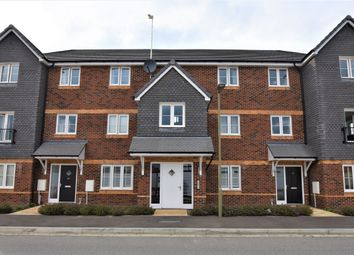 Thumbnail 2 bed flat for sale in Honeysuckle Way, Didcot