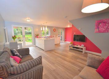 Thumbnail 3 bedroom detached house for sale in Wrekin Close, Hunsbury Hill, Northampton