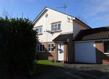 Thumbnail 2 bed semi-detached house to rent in Collins Close, Newbury