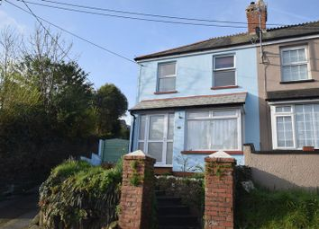 Thumbnail 2 bed end terrace house for sale in Holborn Terrace, Launceston