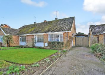 Thumbnail 2 bed semi-detached bungalow to rent in Prospect Way, Brabourne Lees, Ashford, Kent
