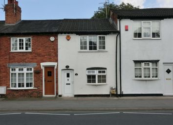 Thumbnail 1 bed terraced house for sale in Alcester Road, Hollywood, Birmingham