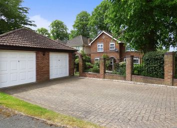 Thumbnail 4 bed detached house for sale in Buckingham Drive, Winsford, Cheshire