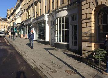 Thumbnail Retail premises to let in 36, Milsom Street, Bath