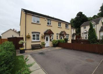 Thumbnail 3 bed semi-detached house for sale in Llwyn Melin, Clydach, Abergavenny