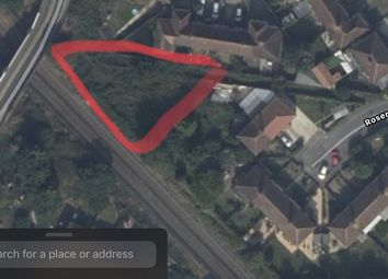 Thumbnail Land for sale in Rosemont Road, New Malden, Surrey.