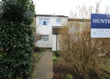 Thumbnail 3 bedroom terraced house for sale in Holtdale Avenue, Cookridge