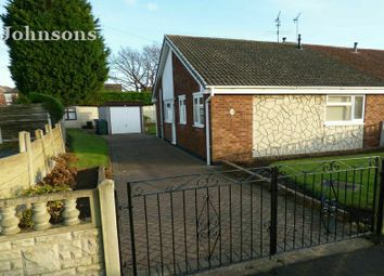 Thumbnail 3 bed semi-detached bungalow for sale in Ravenfield Road, Armthorpe, Doncaster.