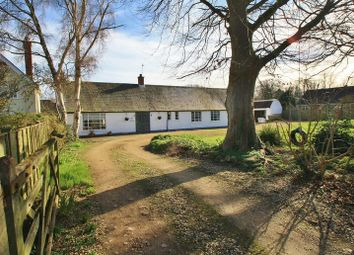 Thumbnail 4 bedroom bungalow for sale in Martins Lane, Dorchester-On-Thames, Wallingford