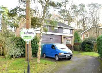 4 bed detached house for sale in Merrywood Park, Camberley, Surrey GU15