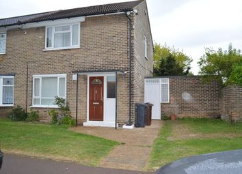 Thumbnail 2 bed terraced house to rent in Trefgarne Road, Dagenham