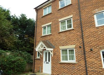 Thumbnail 4 bed end terrace house to rent in Dunster Close, Bilton