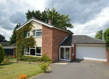 Thumbnail 4 bed detached house for sale in Folgate Close, Costessey, Norwich, Norfolk