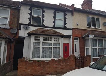 Thumbnail 2 bed terraced house to rent in High Town Road, Luton