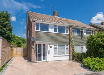 Thumbnail 3 bed semi-detached house for sale in Mill Road, Ringmer, Lewes