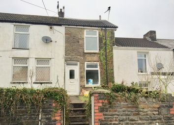Thumbnail 1 bed cottage to rent in High Street, Nelson, Treharris