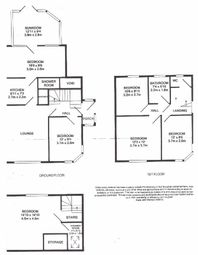 Thumbnail 6 bed detached house for sale in Bellingham Green, London