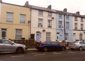 Thumbnail 2 bedroom flat to rent in Wellington Street, Gravesend, Kent