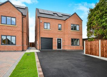 Thumbnail 5 bed detached house for sale in Cromford Road, Aldercar, Nottingham