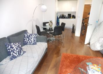 Thumbnail 1 bed flat to rent in 1 Street, Woolwich Arsenal