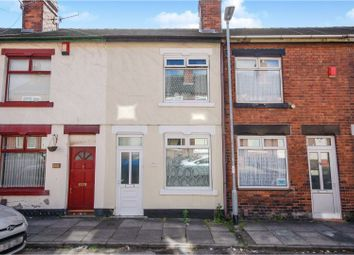 Thumbnail 2 bed terraced house for sale in Heber Street, Stoke-On-Trent