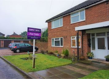 Thumbnail 1 bedroom flat for sale in Westway, Walsall