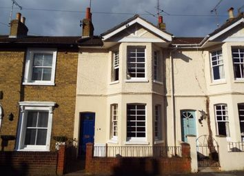 Thumbnail 3 bed terraced house for sale in Canton Street, Southampton