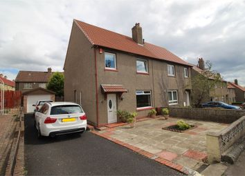 Thumbnail 3 bed semi-detached house for sale in Whytemans Brae, Kirkcaldy, Fife