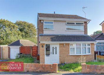 Thumbnail 3 bed detached house for sale in Eglwys Close, Buckley, Buckley, Flintshire