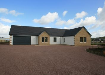 Thumbnail 4 bed detached bungalow for sale in Muirhouse Lane, Cleghorn, Lanark