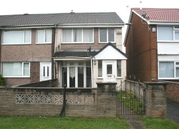 Thumbnail 3 bed town house for sale in Pauline Walk, Fazakerley, Liverpool