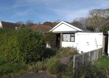 Thumbnail 1 bed detached house for sale in Ancton Way, Elmer, Bognor Regis, West Sussex