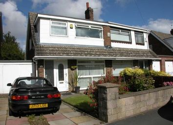 Thumbnail 3 bed semi-detached house for sale in Moorlands Road, Thornton, Liverpool, Merseyside