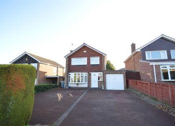 Thumbnail 3 bed detached house for sale in Wolds Drive, Keyworth, Nottingham