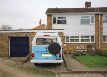 Thumbnail 3 bed semi-detached house for sale in The Closes, Haddenham, Aylesbury