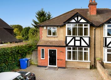 Thumbnail 4 bed semi-detached house for sale in Straight Road, Old Windsor, Windsor