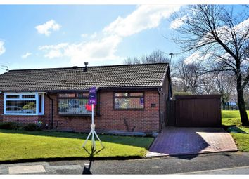 Thumbnail 2 bed semi-detached bungalow for sale in Collingwood Way, Westhoughton, Bolton